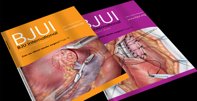 Editorial: Is surgery a never ending learning process? - BJUI