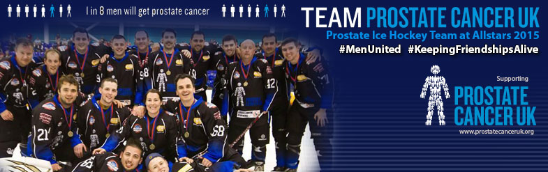 team prostate cancer UK