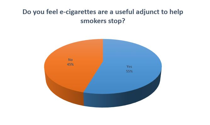 E-Cigarette Poll Results
