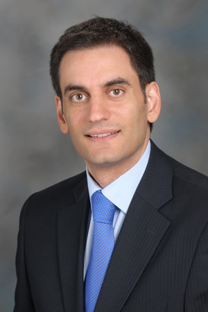 Jose A Karam - winner of the BJUI Winter 2018 Four Seasons peer reviewer award
