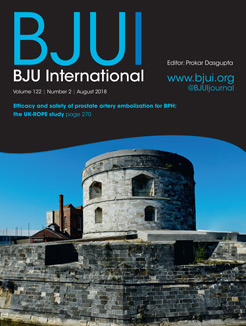 Current Issue - BJUI