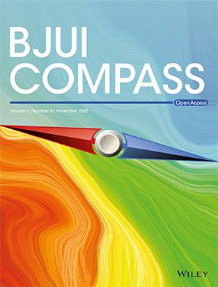 BJUI Compass November 2020 Cover